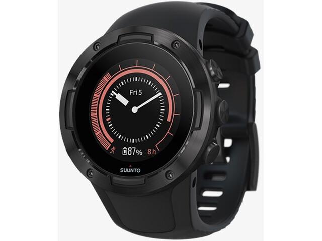 Suunto 5 Reloj Deportivo GPS, black